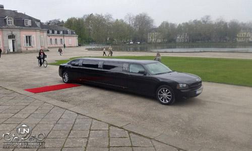 Dodge Charger Stretchlimousine Schwarz 3