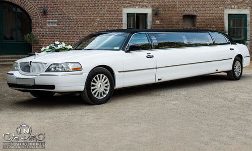 Lincoln Towncar Stretchlimousine 1