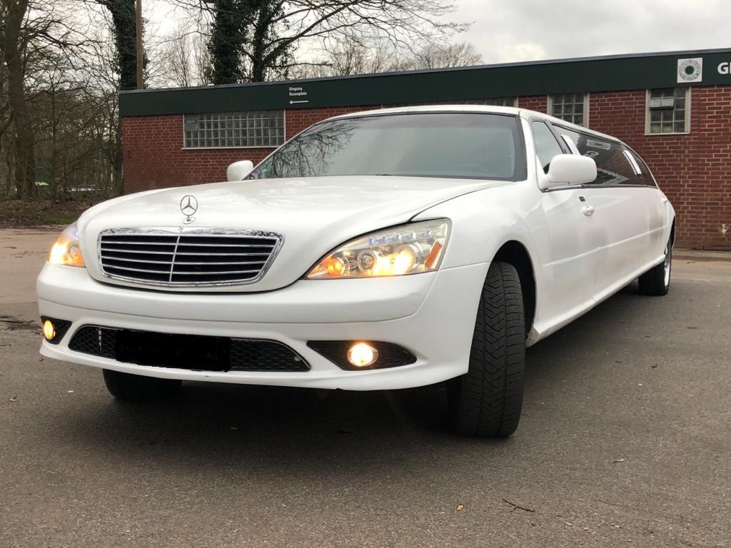 Mercedes Benz S Klasse 1