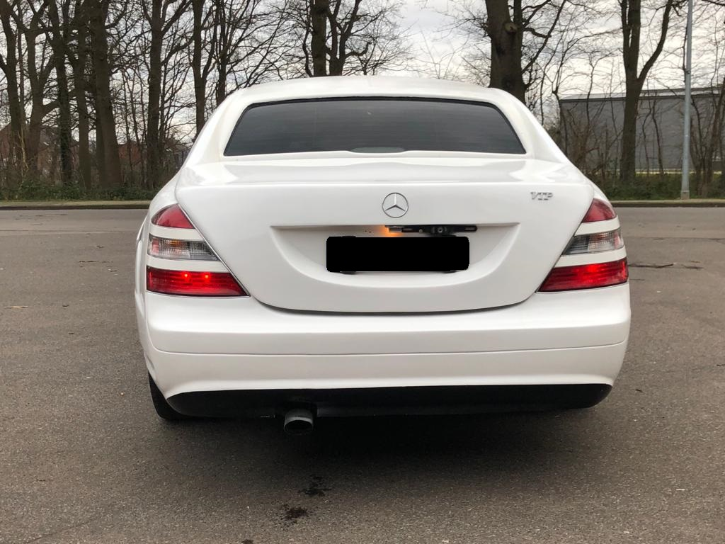 Mercedes Benz S Klasse 2