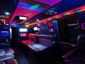 Partybus klein von innen
