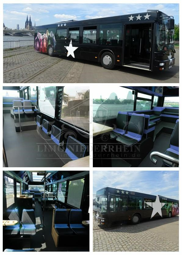 Partybus groß